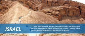 Broadened Worldview-Israel